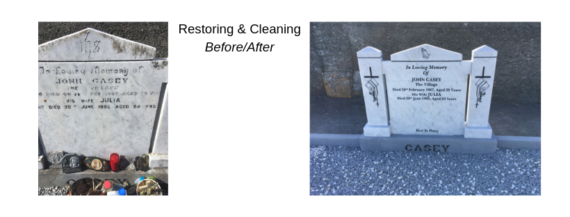 Restoring Cleaning
